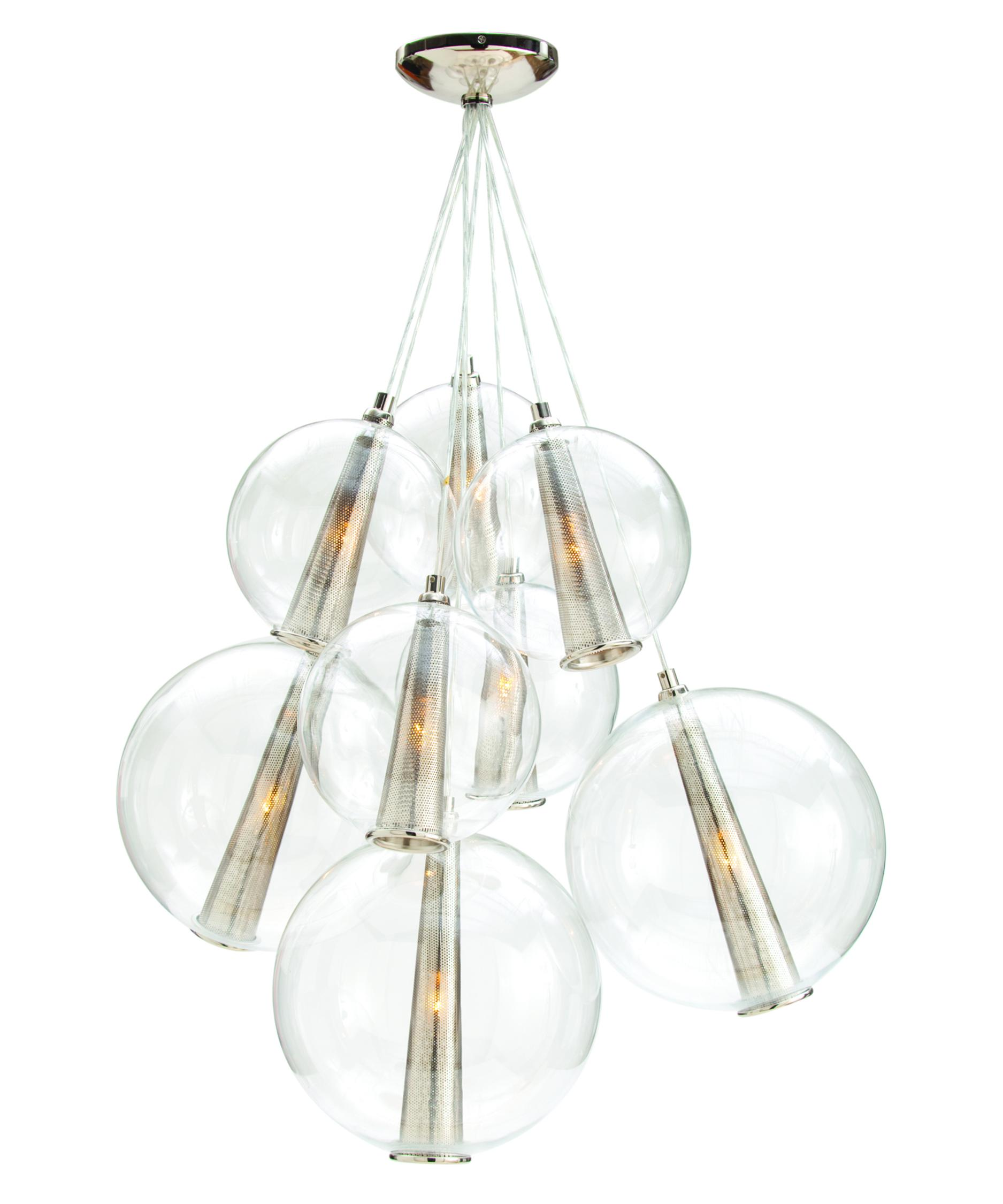multi pendant lighting. arteriors home dk89900 caviar 29 inch wide 1 light multi pendant lighting