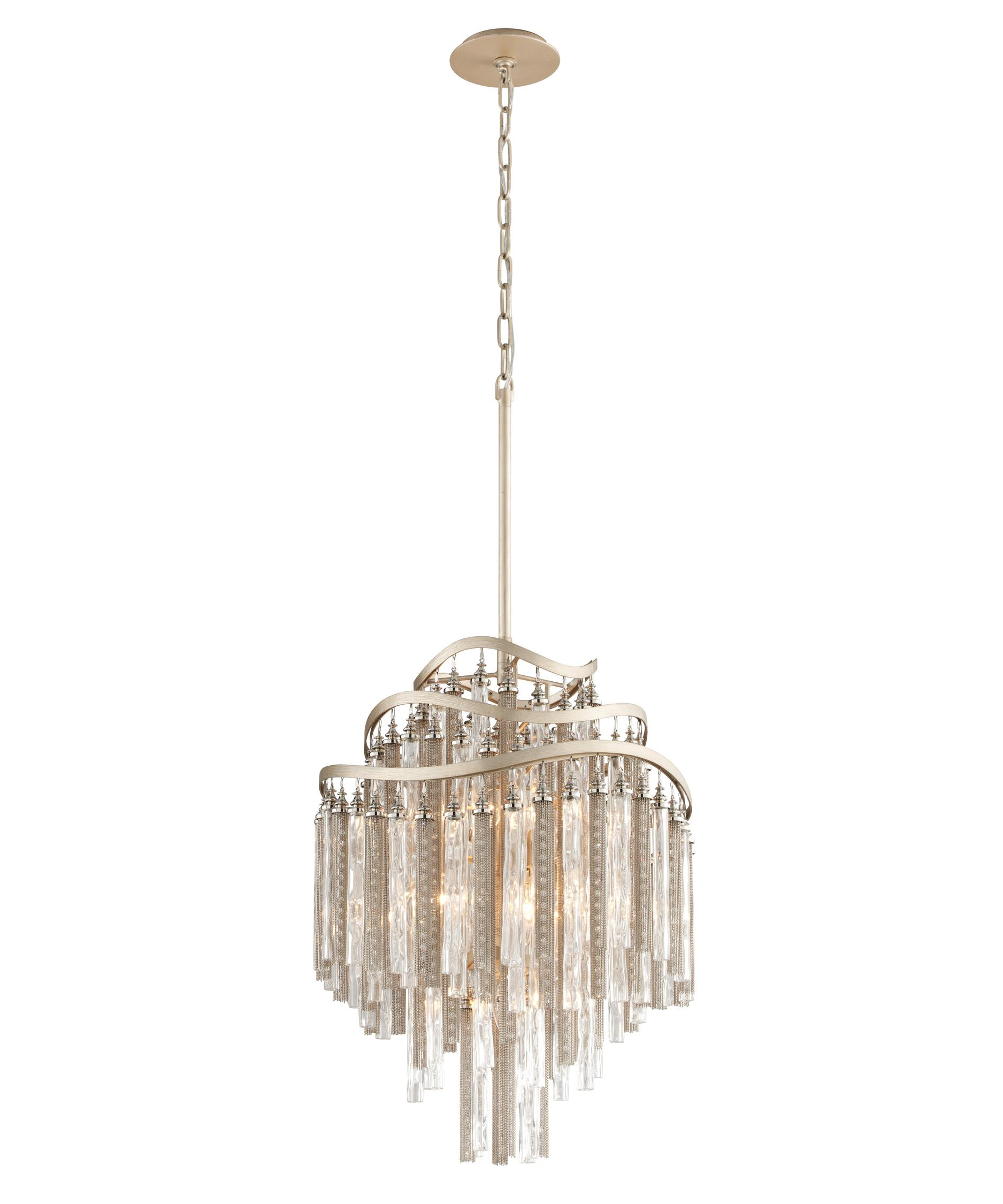 Corbett Lighting 176 47 Chimera 19 Inch Large Pendant