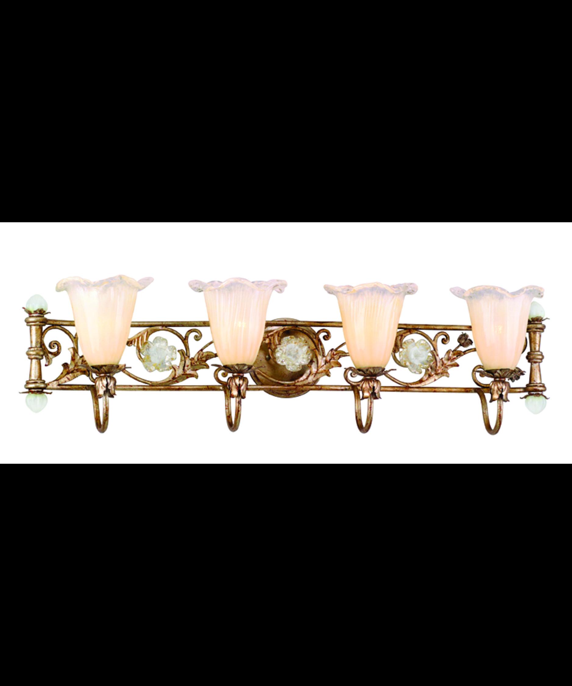 Corbett Lighting 64 64 Fiori 36 Inch Bath Vanity Light Capitol Lighting 1