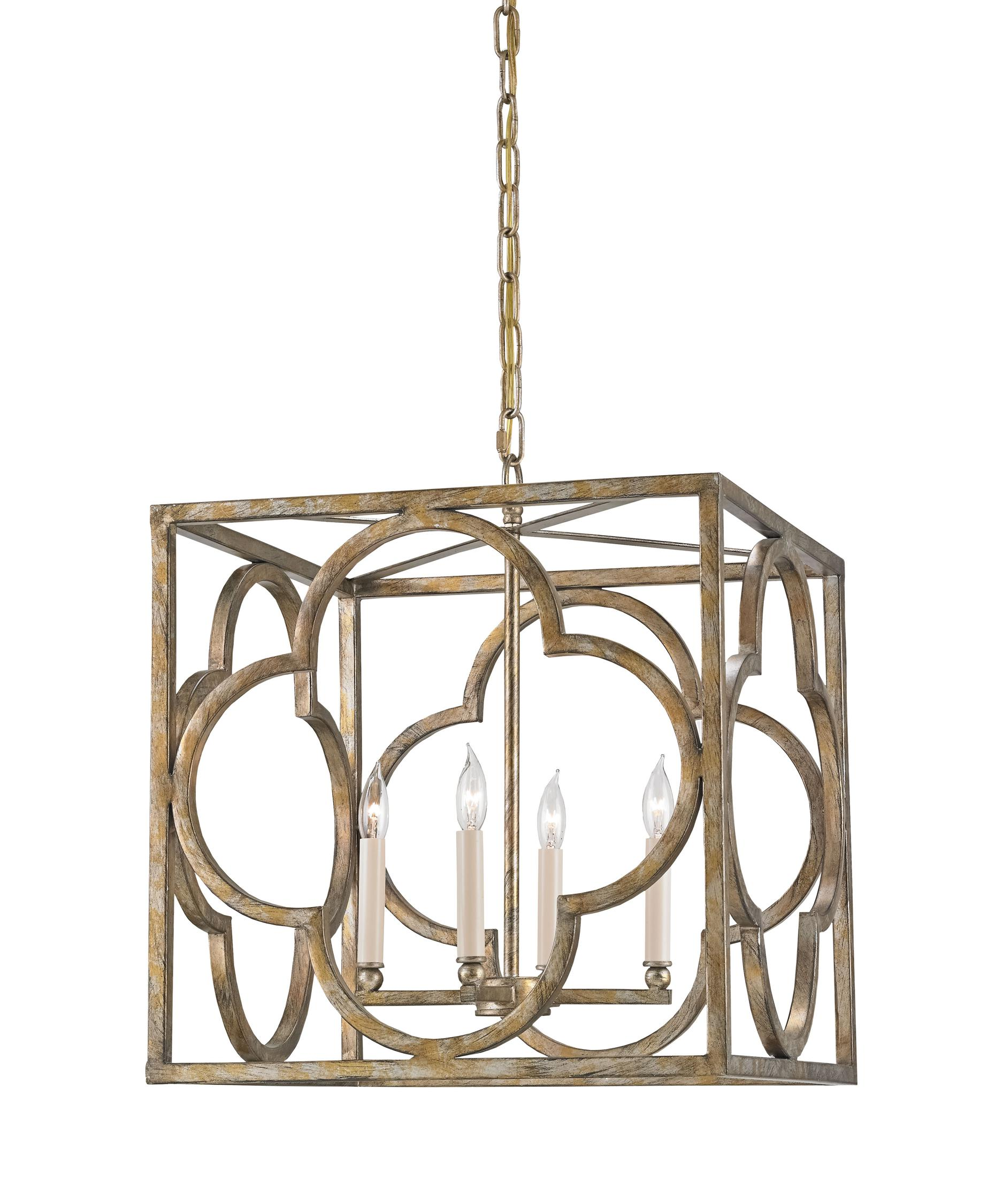 Currey and Company Cosette 18 Inch Wide 4 Light Large Pendant | Capitol  Lighting 1-800lighting.com