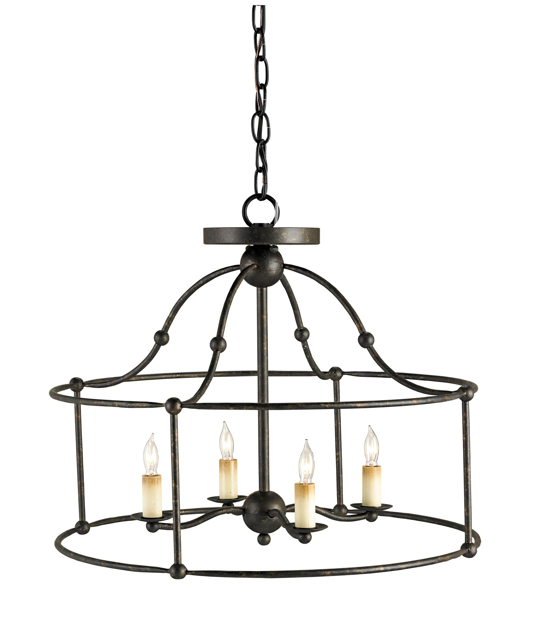 Currey and Company Fitzjames 20 Inch Wide 4 Light Large Pendant | Capitol  Lighting 1-800lighting.com