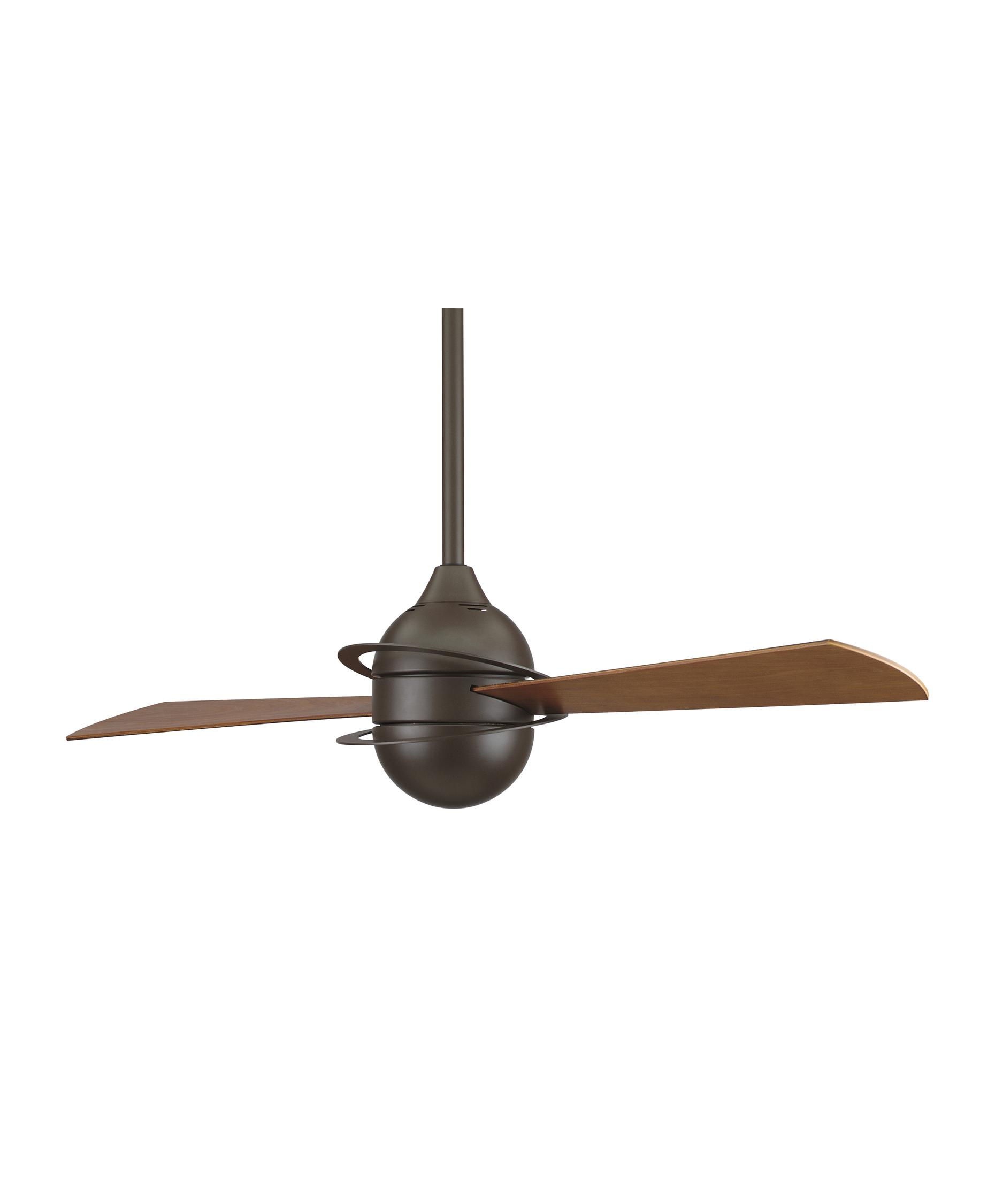fanimation fp involution  inch  blade ceiling fan  capitol  - shown in oil rubbed bronze finish