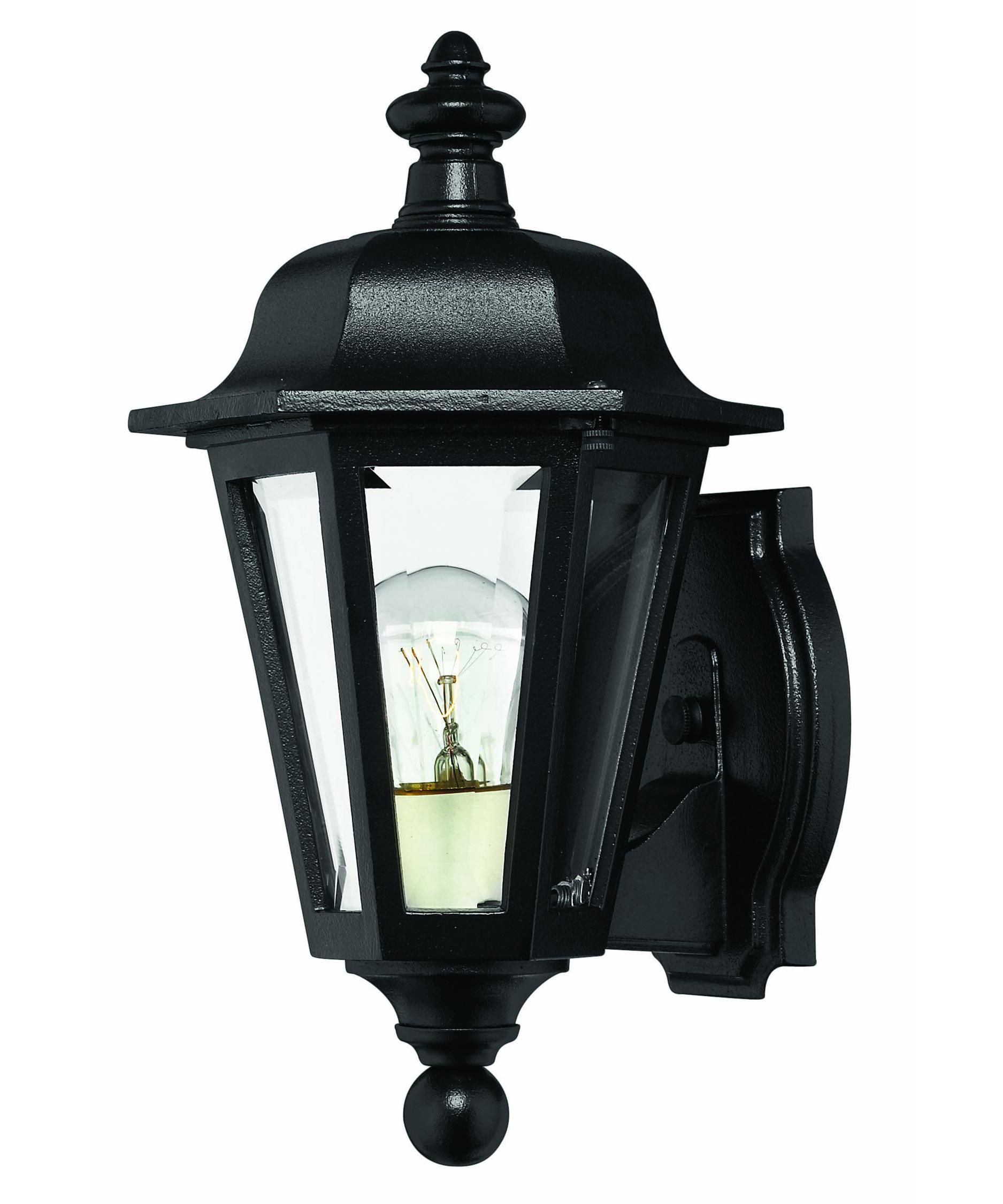 Hinkley Lighting 1819 Manor House 1 Light Outdoor Wall