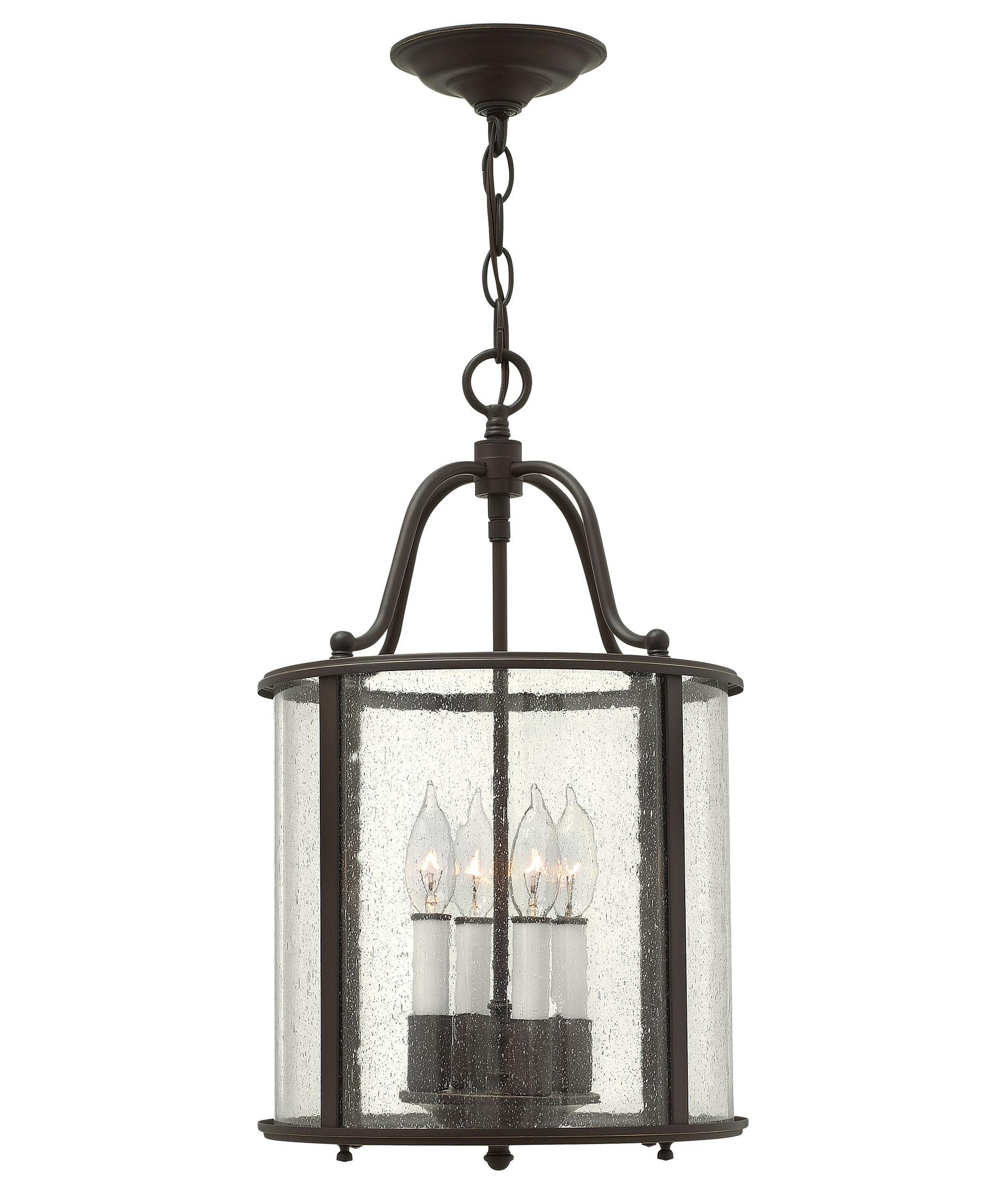 hinkley lighting 3474 gentry 12 inch foyer pendant