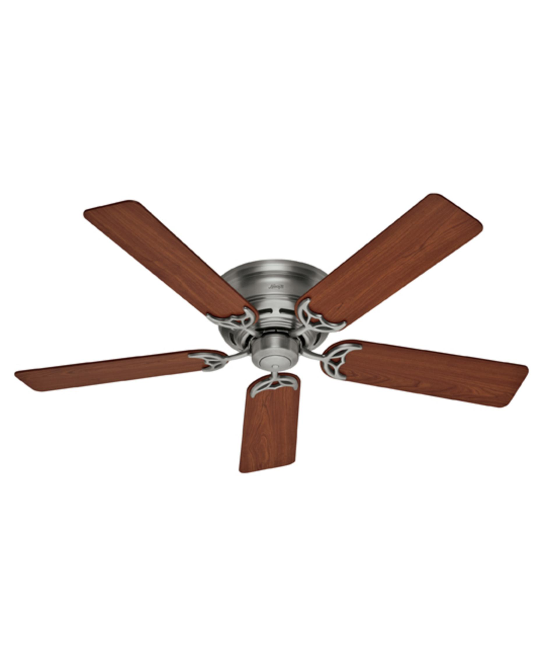 flush mount fans hugger ceiling fans low profile fans. Black Bedroom Furniture Sets. Home Design Ideas
