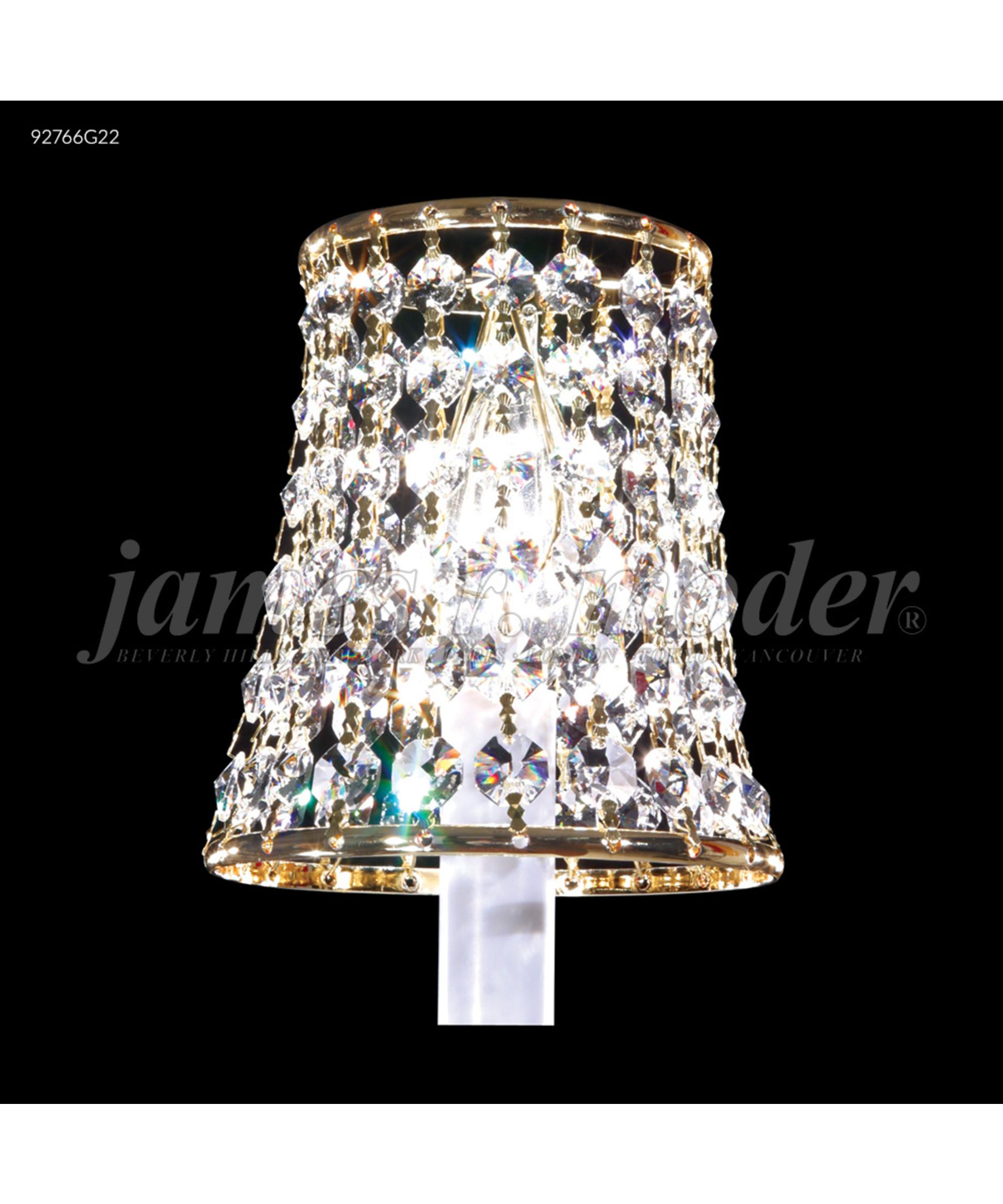 James R Moder 92766 Elegant Shades Collection Mini Lamp