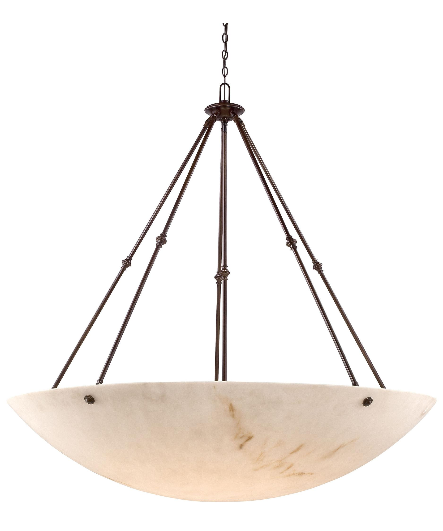 Metropolitan Virtuoso II 59 Inch Wide 1 Light Large Pendant – Alabaster Lighting Chandeliers