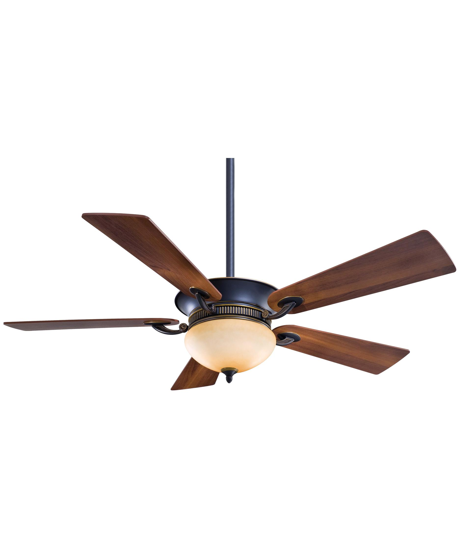 Minka Aire Delano 52 Inch Ceiling Fan With Light Kit