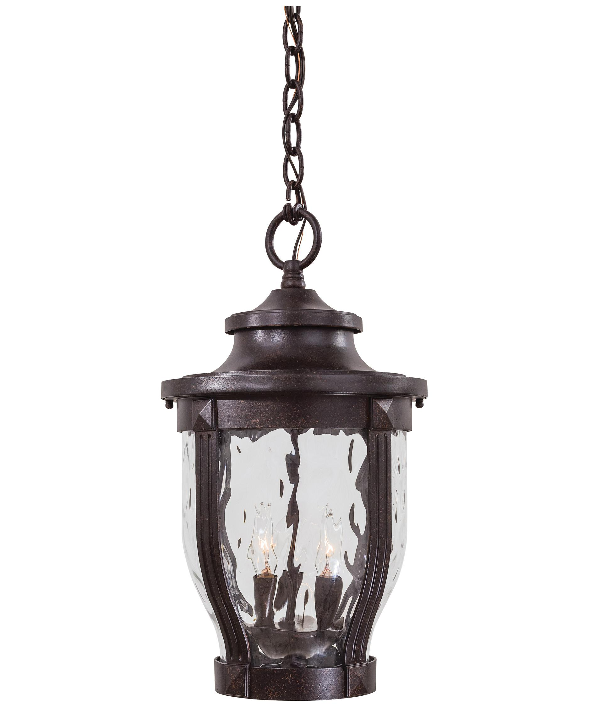 Outdoor hanging lamp - Minka Lavery 8764 Merrimack 10 Inch Wide 3 Light Outdoor Hanging Lantern Capitol Lighting 1 800lighting Com
