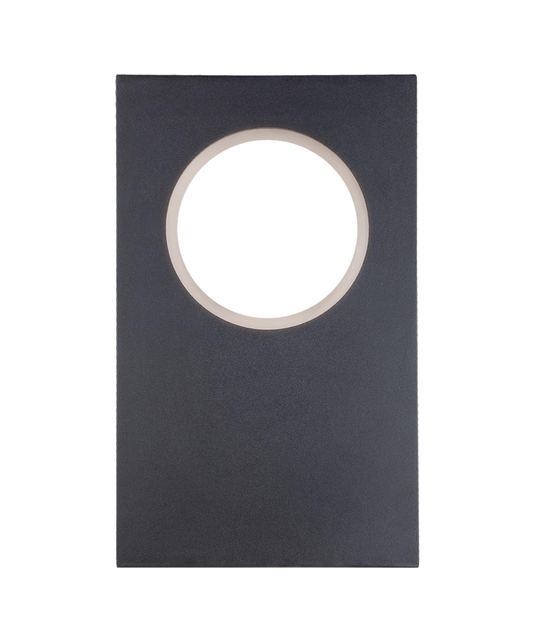 modern forms wsw5116 void 9 inch wide 1 light outdoor wall light capitol lighting - Modern Forms Lighting