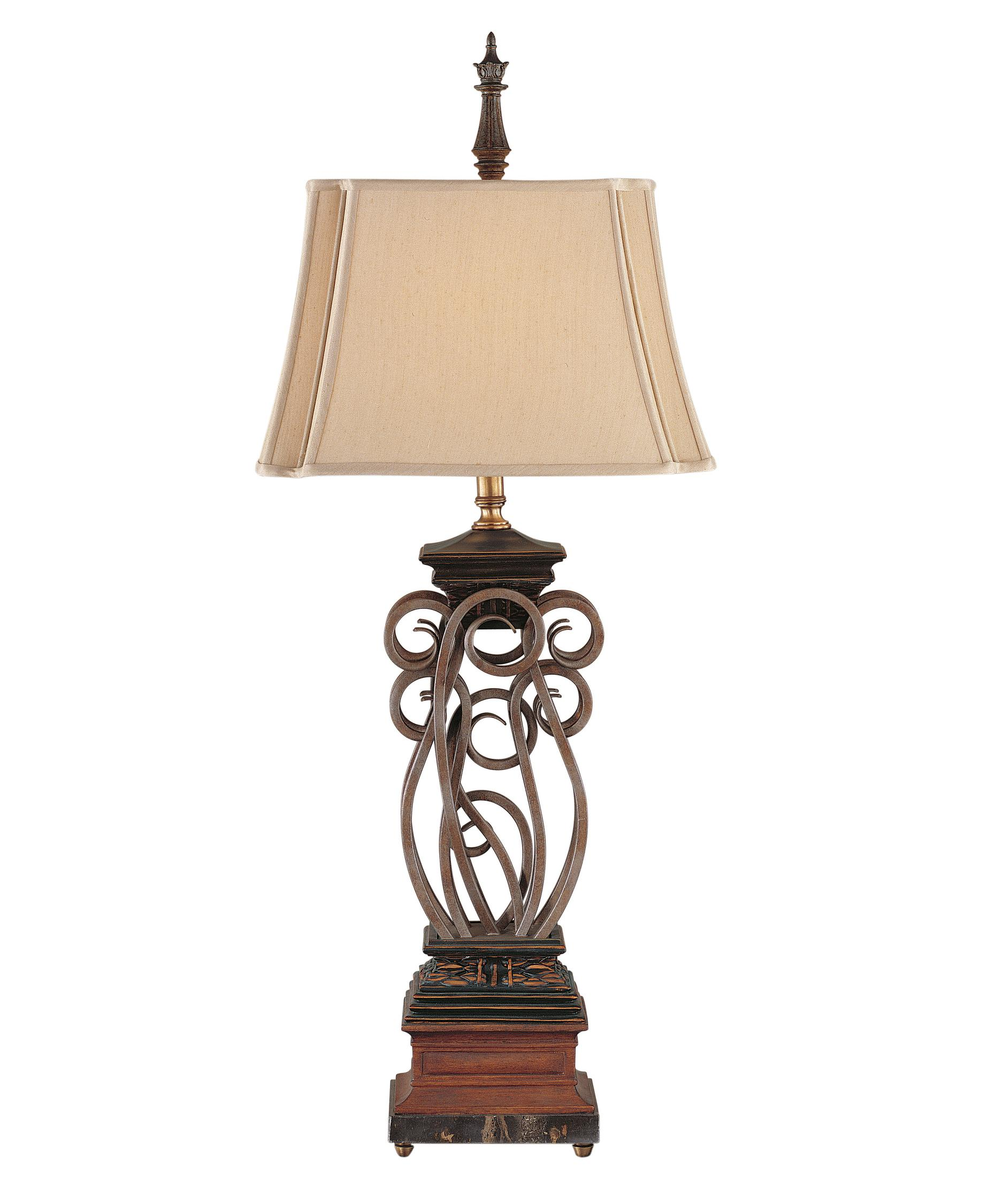 Murray Feiss 9140 Tallulah 34 Inch Table Lamp Capitol