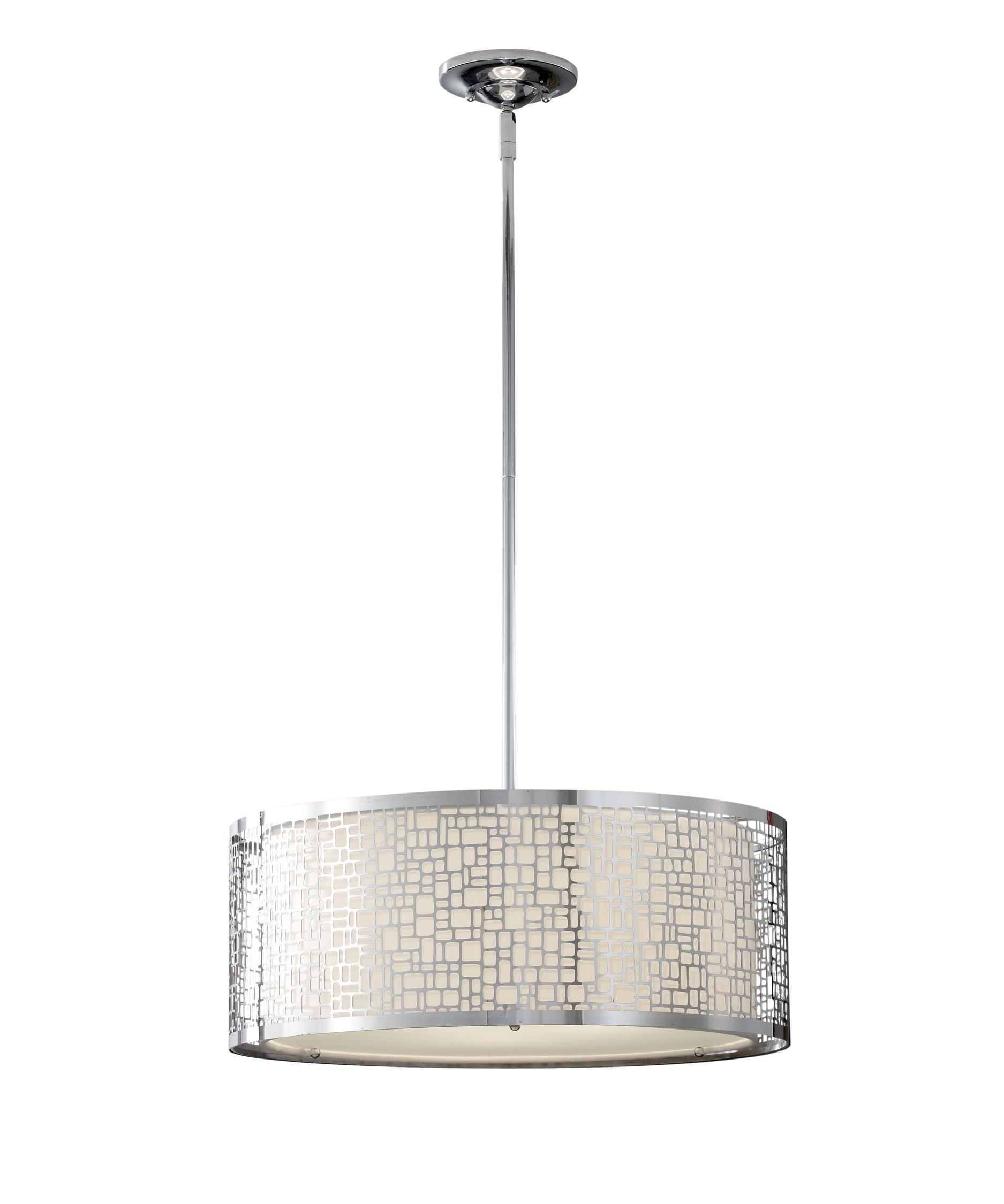 Murray Feiss F2638 3 Joplin 20 Inch Large Pendant