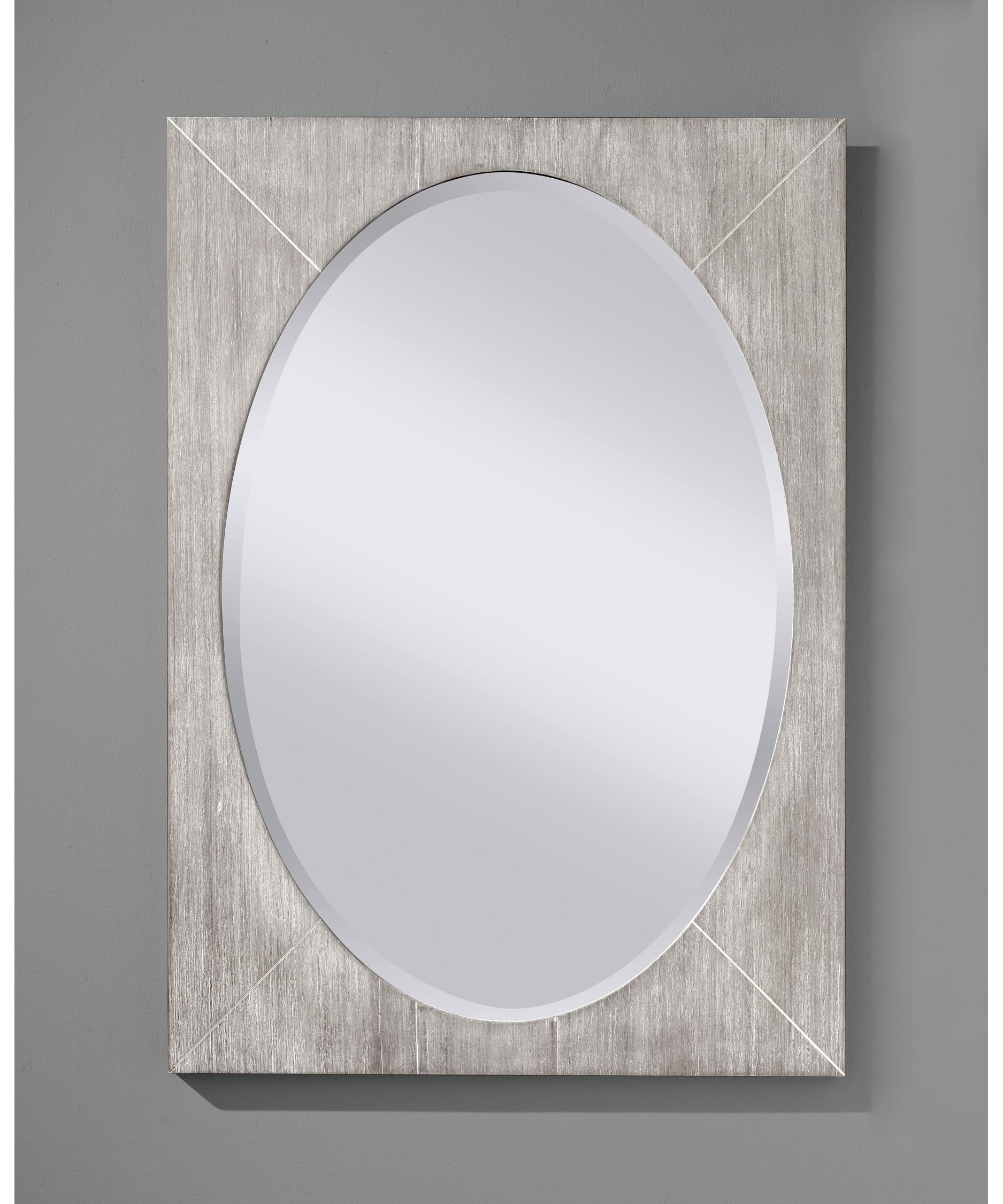 Murray Feiss Mr1164 Seaside Oval Wall Mirror Capitol Lighting 1