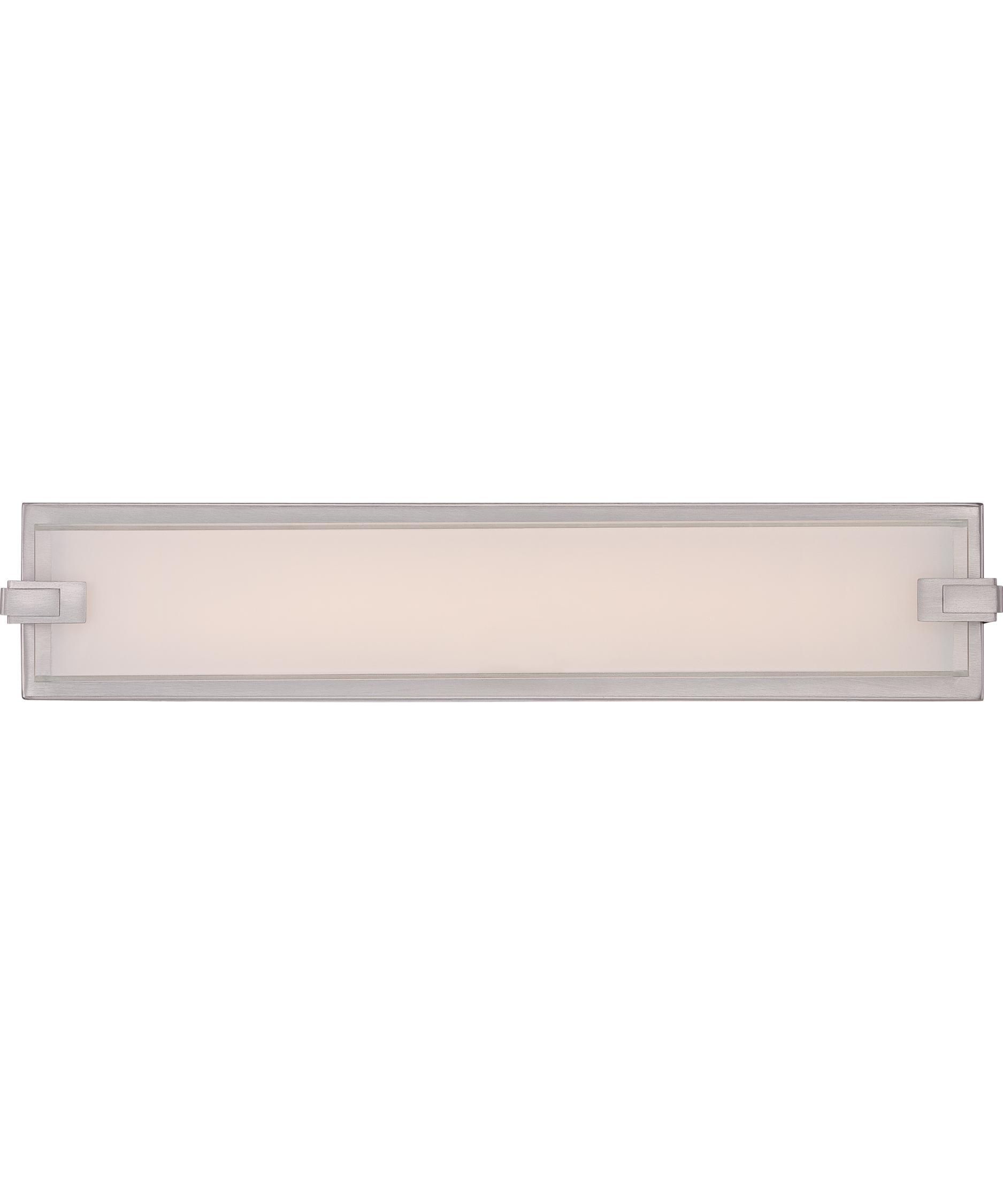 Bathroom Vanity Lights For Sale quoizel pcdh8522 platinum dash 22 inch wide bath vanity light