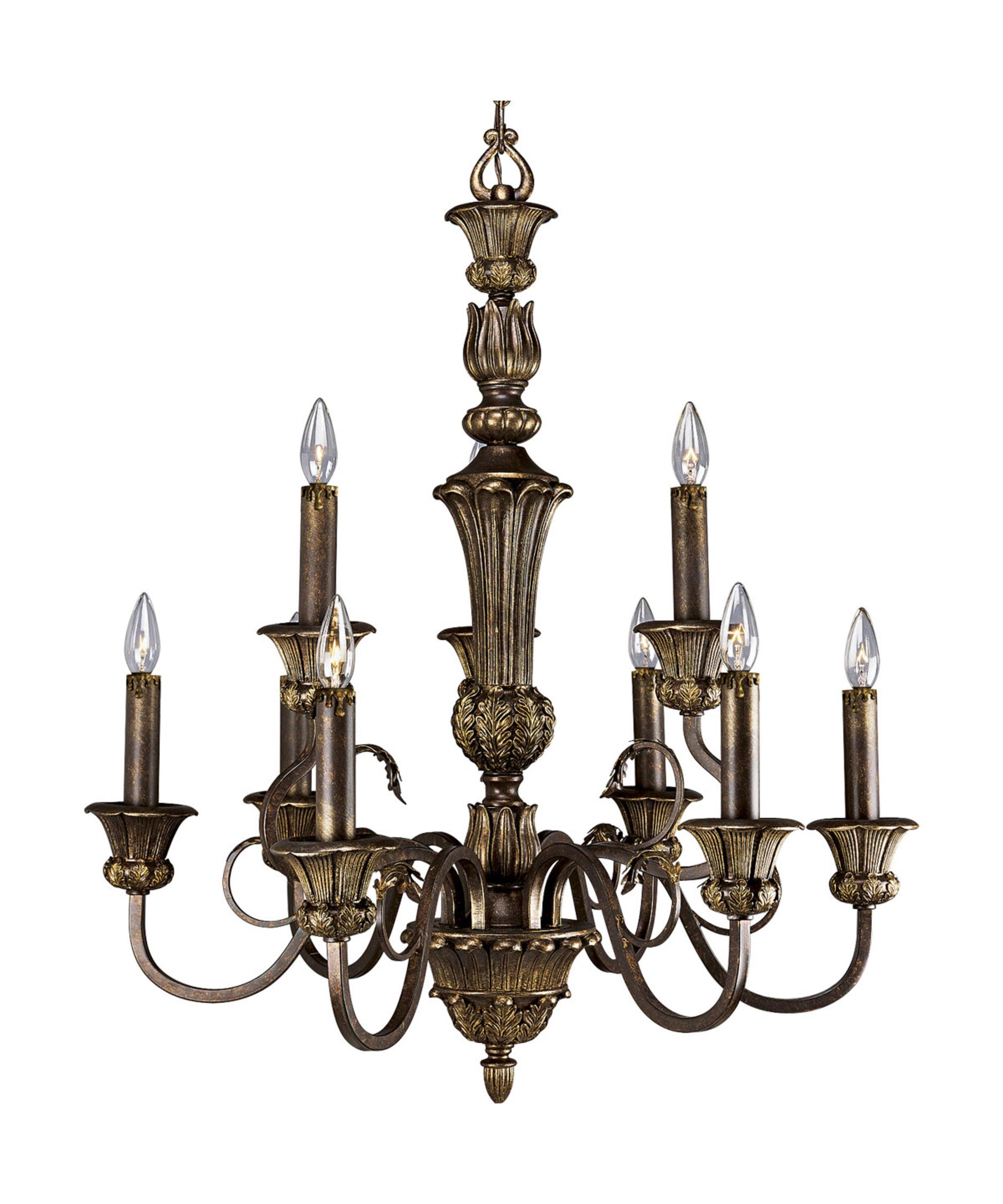 Thomasville lighting p4518 la serena 31 inch chandelier for Thomasville lights