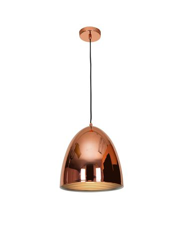 Shown in Copper finish