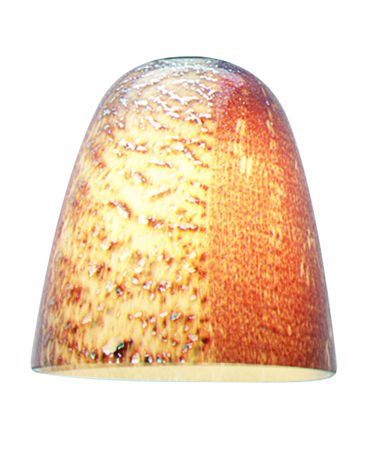 Shown with  and Silver Amber glass