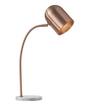 Shown in Brushed Copper finish and Brushed Copper-Hammered Metal Interior  shade