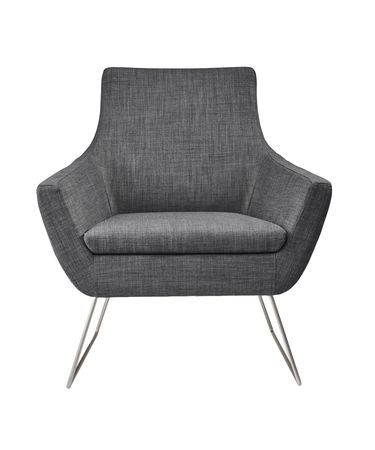 Shown in Charcoal Grey finish