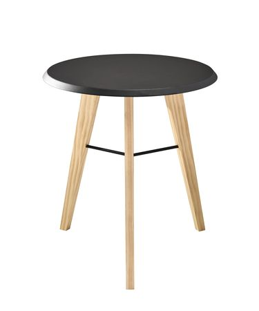 Shown in Black-Natural finish