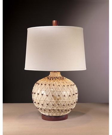 Shown in Manzanillo Beige with Beaded Net finish