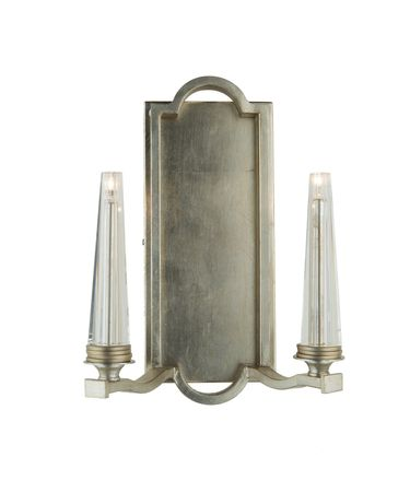 Shown in Silver Leaf finish