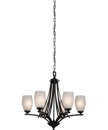 Shown in Black finish and Acid Frost glass