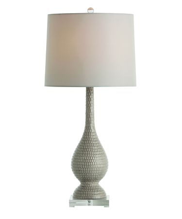 Shown in Gray finish, Grey glass and Silver Metallic shade