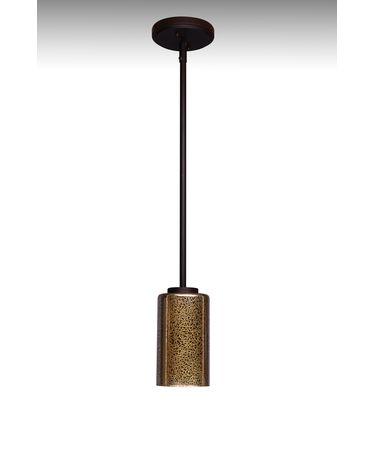 Shown in Woodland Bronze finish and Gold Mercury glass