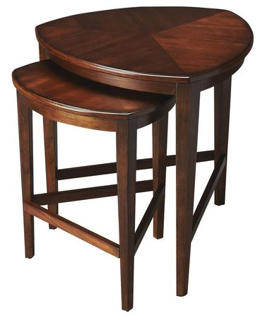 Shown in Antique Cherry finish