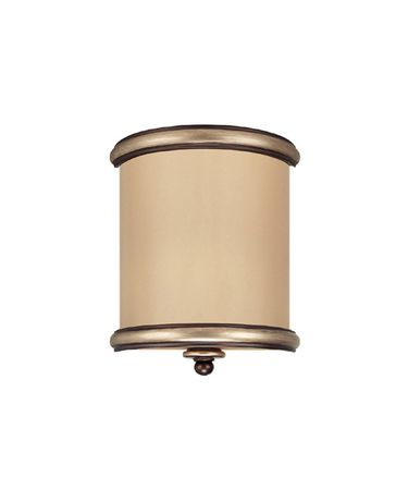 Shown in Champagne Bronze finish and Champagne glass