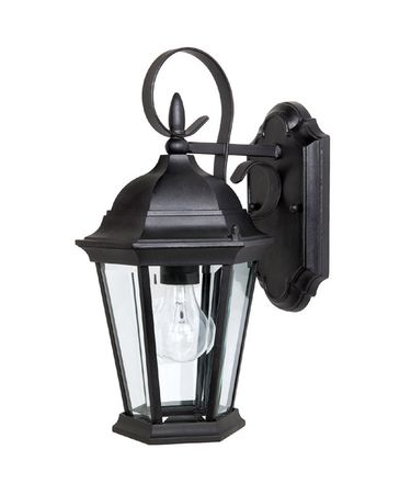 Capital Lighting 9726 Carriage House 1 Light Outdoor Wall