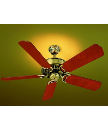 Shown in Antique Brass finish with Optional B206 blades