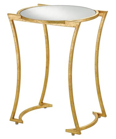 Shown in Grecian Gold Leaf-Antique Mirror finish