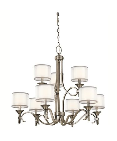 Shown in Antique Pewter finish and Opal Etched glass