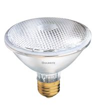 Bulbrite H50PAR30FL 50 Watt 120 Volt Clear PAR30 Halogen Short Neck Flood Bulb
