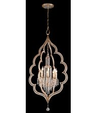 Corbett Lighting BX-48 Bijoux 27 Inch Foyer Pendant