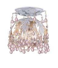 Crystorama 5230 Paris Flea 7 Inch Semi Flush Mount