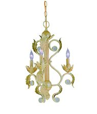 Crystorama 6803 Winslow 16 Inch Chandelier