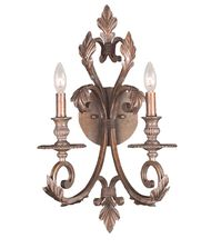 Crystorama 6912 Royal 12 Inch Wall Sconce