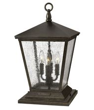 Hinkley Lighting 1437 Trellis 4 Light Outdoor Pier Lamp