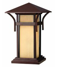 Hinkley Lighting 2576 Harbor 1 Light Outdoor Pier Lamp
