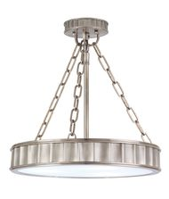 Hudson Valley Middlebury 16 Inch Semi Flush Mount