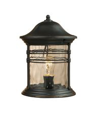 Landmark Lighting 08169 Madison 1 Light Outdoor Pier Lamp