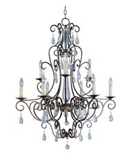 Maxim Lighting 12026 Hampton 32 Inch Chandelier