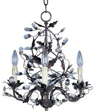 Maxim Lighting 2850 Elegante 19 Inch Chandelier