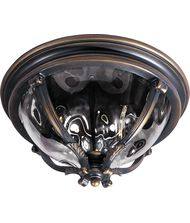 Maxim Lighting Camden VX 3 Light Outdoor Flush Mount