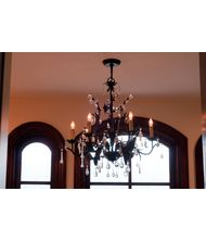Maxim Lighting 8835 Grove 27 Inch Chandelier