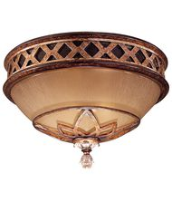 Minka Lavery 1755 Aston Court 13 Inch Semi Flush Mount