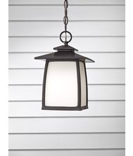 Murray Feiss OL8511 Wright House 1 Light Outdoor Hanging Lantern